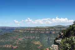 Panoramaroute south africa Royalty Free Stock Photography