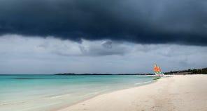 Panoramas del mar y de las islas Fotos de archivo libres de regalías