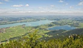 panoramasikt royaltyfria foton