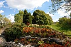 Panoramasikt av Hamilton, Kanada Royaltyfri Foto