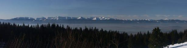 panoramaslovac Arkivfoton