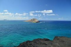 Panoramautsikt av en härlig holme royaltyfri foto
