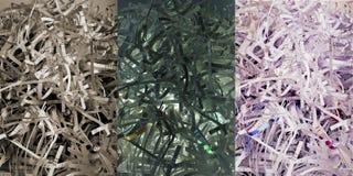 Panorame de la desfibradora Fotos de archivo