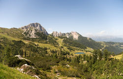 Panoramic Alps Stock Images