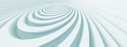 Panoramic Architecture Background Stock Image