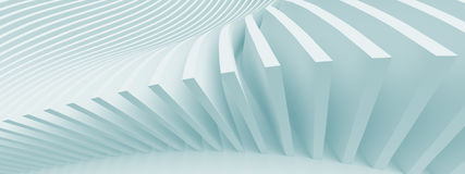 Panoramic Architecture Concept Stock Photography