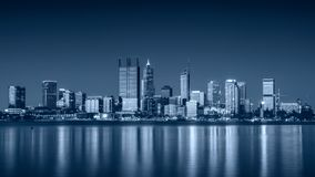 City of Perth. Stock Images