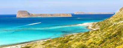 Panoramic Coastline Stock Photos