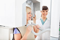 Panoramic Dental X-ray Stock Images