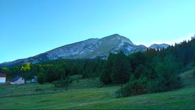 Panoramic Durmitor Royalty Free Stock Images