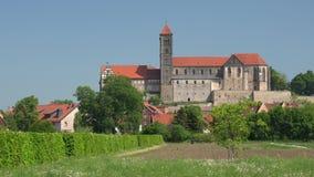 Quedlinburg, Germany, Europe stock video