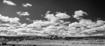 Panoramic of Kodachrome Basin Royalty Free Stock Photography