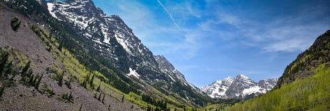 Panoramic landscape stock photos