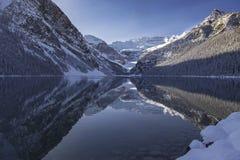 Lake Louise Banff National Park Canada Stock Image