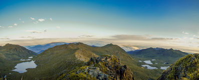 Panoramic Landscape Royalty Free Stock Images