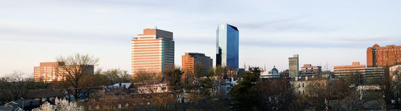 Panoramic Lexington. Kentucky, USA, North America Royalty Free Stock Images