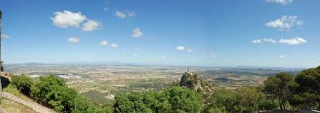 Panoramic Majorca Royalty Free Stock Photography