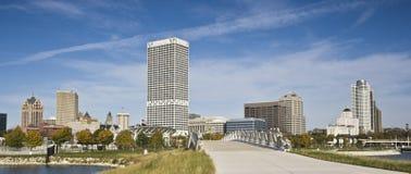 Panoramic Milwaukee Stock Photos