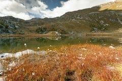 Free Panoramic Of Lake Of Arcoglio - Valtellina IT Royalty Free Stock Images - 170491779