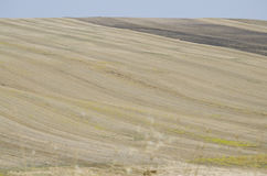 Panoramic and picturesque  landscape Stock Images