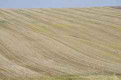 Panoramic and picturesque  landscape in Italy Stock Photo