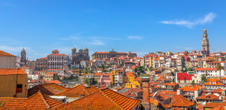 Panoramic Porto Stock Images