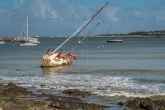 Panoramic in Punta del Este. Uruguay Royalty Free Stock Images