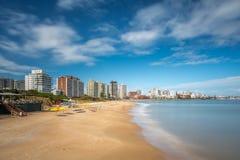 Panoramic in Punta del Este. Uruguay Stock Images