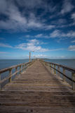 Panoramic in Punta del Este. Uruguay Royalty Free Stock Image