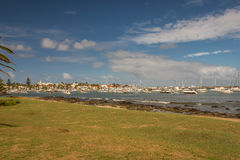 Panoramic in Punta del Este. Uruguay Stock Photography