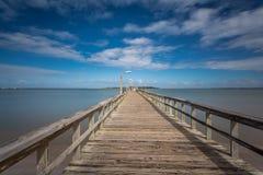 Panoramic in Punta del Este Royalty Free Stock Photos
