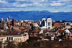 Rome old city Royalty Free Stock Images