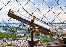 Panoramic telescope Stock Photos