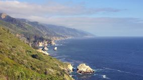 Pacific Coast Highway stock video footage