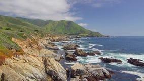 Pacific Coast Highway stock video