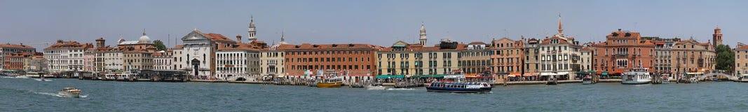 Panoramic Venice Stock Photos