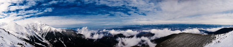 Free Panoramic View Stock Photography - 13281702