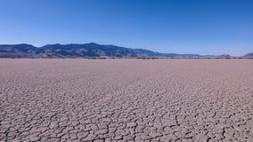 Free Panoramic View At Alvord Lake Playa Royalty Free Stock Images - 171287549