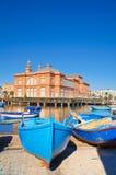 Panoramic view of Bari. Puglia. Italy Royalty Free Stock Photography