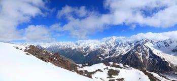 Main caucasus ridge Stock Photos
