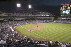 Panoramic view of Citizens Bank Park Royalty Free Stock Images