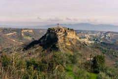 Civita di Bagnoregio royalty free stock photography