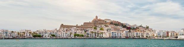 Dalt Vila of Ibiza Royalty Free Stock Photos