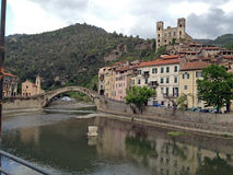 Dolceacqua Stock Photo