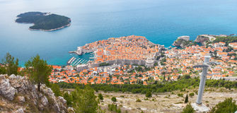 Dubrovnic Royalty Free Stock Photos