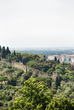 Panoramic view of Florence Stock Photography