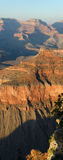 Panoramic view of the Grand Canyon Royalty Free Stock Photo