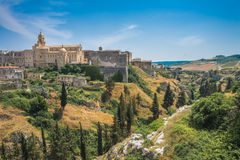 Panoramic view of Gravina in Puglia, Italy Stock Photo
