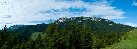 Hasmas mountains Royalty Free Stock Photos
