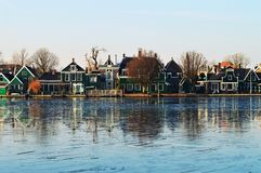 Free Panoramic View, Holland Stock Photo - 85948760